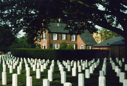 Hampton National Cemetery