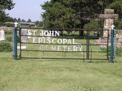 Saint John's Episcopal Cemetery