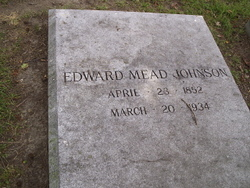 Edward Mead Johnson
