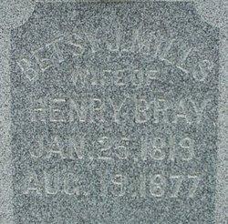 Betsy J. <i>Mills</i> Bray