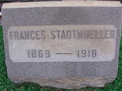 Frances <i>Schwab</i> Stadtmueller