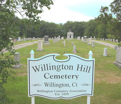 Willington Hill Cemetery