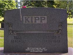 Ella Elizabeth <i>Scott</i> Kipp
