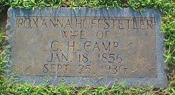 Roxanna <i>Huffstetler</i> Camp