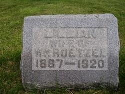 Lillian Maude <i>Truesdell</i> Roetzel