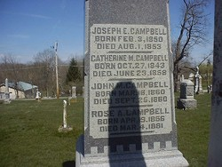 Catherine M Campbell