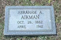 Abraham A. Aikman