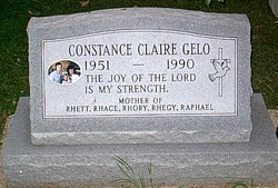 Constance Claire <i>Smith</i> Gelo