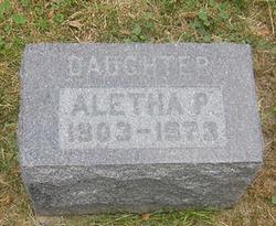 Aletha P