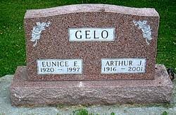 Arthur James Gelo
