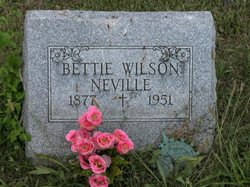 Bettie <i>Wilson</i> Neville