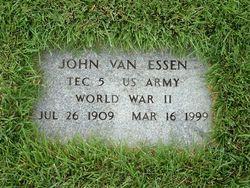 John Van Essen