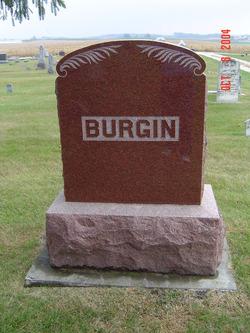 Joseph Burgin