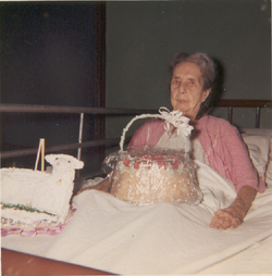 Annie Harriet <i>Slingerland</i> Baugh