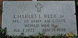 Charles Lawrence Reeb, Jr