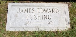 James Edward Cushing, Sr