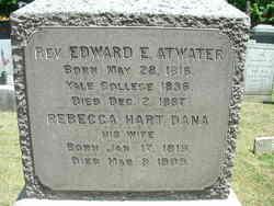 Rebecca Hart <i>Dana</i> Atwater