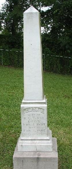 Eliza R. <i>Weems</i> Coleman