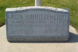 Green Summit Cemetery