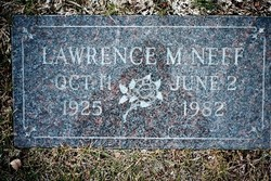 Lawrence Melvin Neff