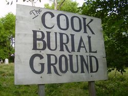 Cooke Burial Grounds
