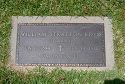William Stratton Boyd