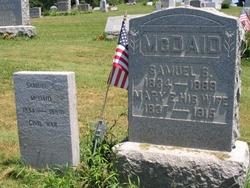 Mary Elizabeth <i>Wolfe</i> McDaid