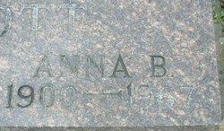 Anna B. <i>Arteman</i> Abbott