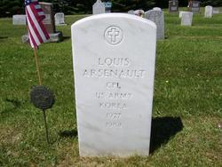 Corp Louis Arsenault