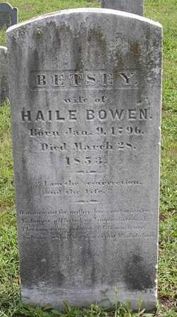 Betsey Bowen