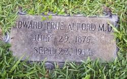 Edward True Alford