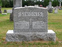 Martha S <i>Betker</i> Simonis