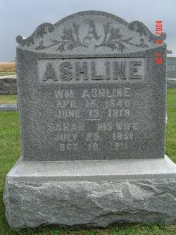 Sarah <i>White</i> Ashline