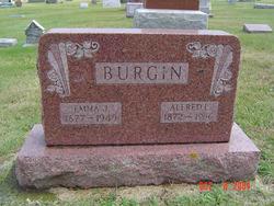 Alfred Fred Burgin