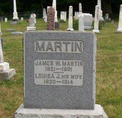 James Wright Martin