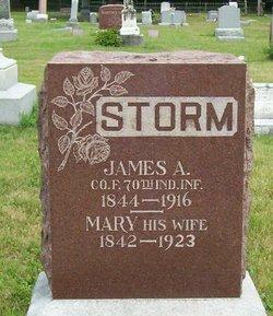 James A Storm