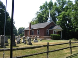 Fawcett Methodist Cemetery