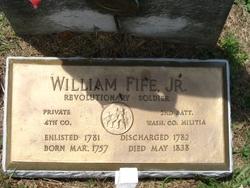 William Fife, Jr