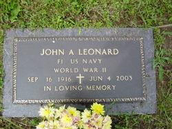 John A. Leonard