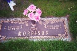 Mary Louise <i>Wiggins</i> Morrison