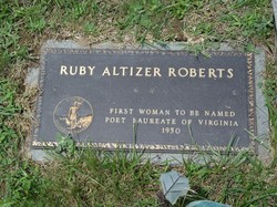 Ruby Altizer Roberts