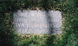 Thomas Broadhurst