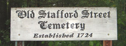 Old Stafford Street Cemetery