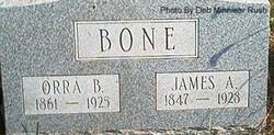 Orra B <i>Clevenger</i> Bone
