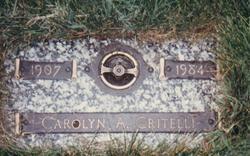 Anna Caroline Carolyn <i>Darrow</i> Critelli