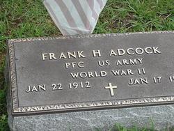 Frank H. Adcock