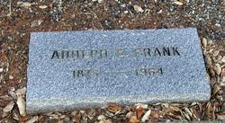 Adolph E. Frank