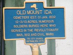 Old Mount Ida Cemetery