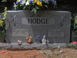 Willard Marion Hodge