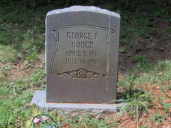 George Franklin Frank Hodge